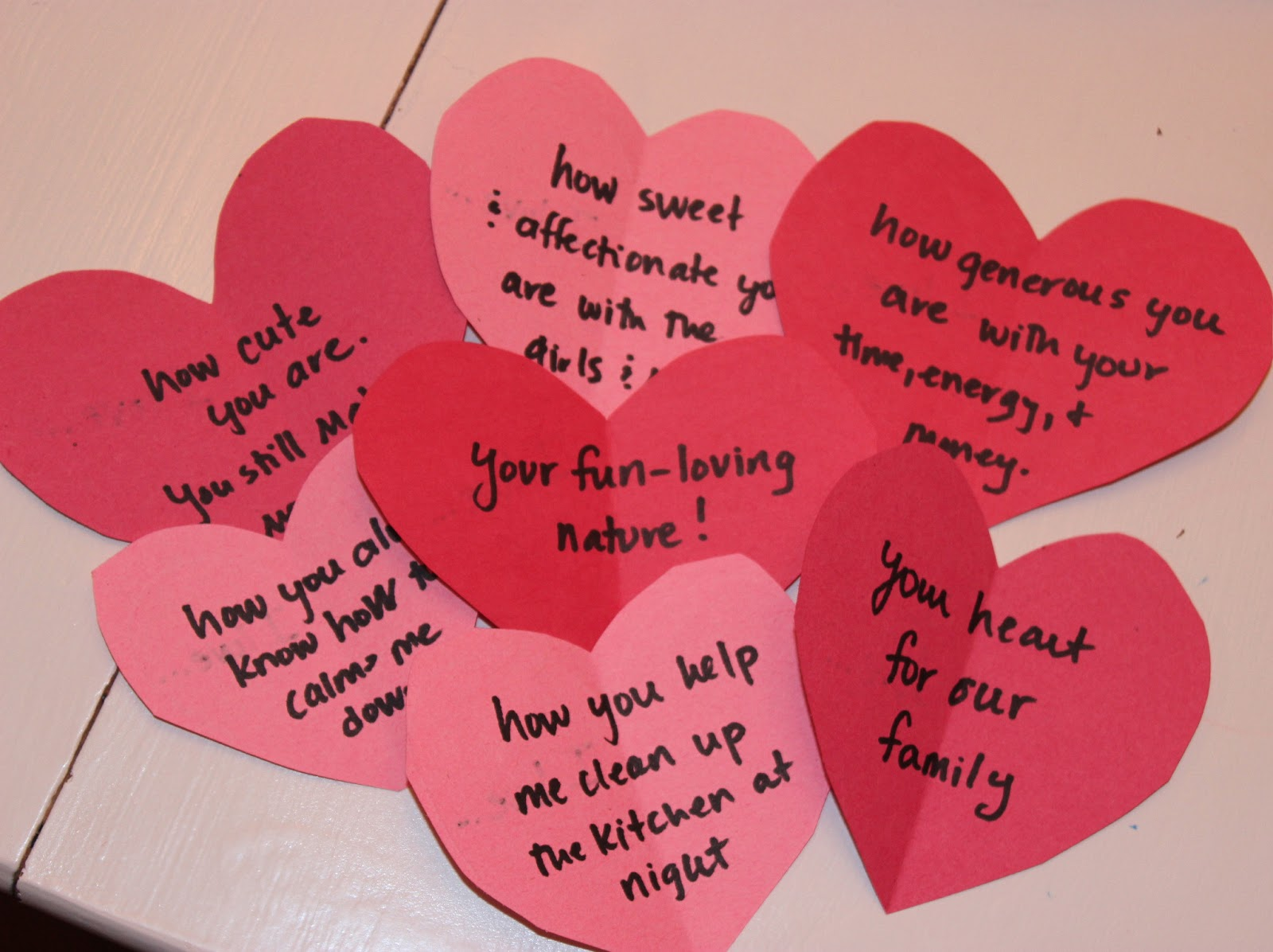 creative ways to show your love