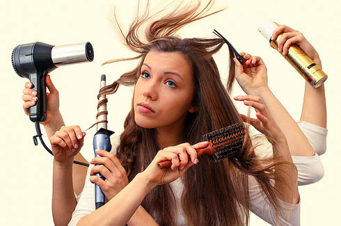 20 interesting tips to make hair for women